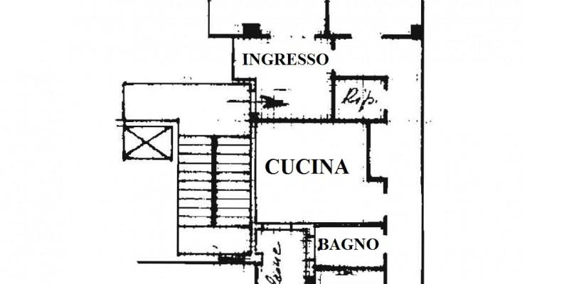 Planimetria Via Oberdan 125