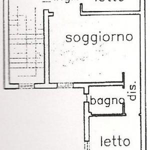 Planimetria Via Padre Morrone 33